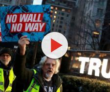 Trump, la costruzione del muro al confine col Messico scatena le proteste