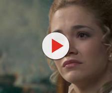 Una Vita, trame: Adela confessa a Simon che diventerà suora