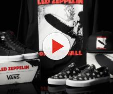 Vans e la nuova linea di scarpe Led Zeppelin.