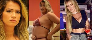 6 ex-BBBs que mudaram muito fisicamente desde que saíram do reality