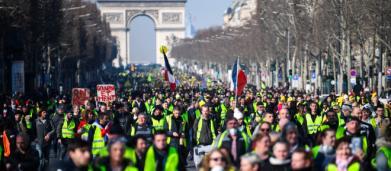 Gilets jaunes : 5 signes qui montrent que le mouvement s'essouffle