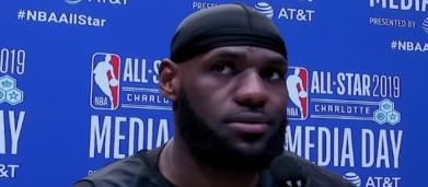 LeBron discusses early retirement option and says he has 'a ton more years to play this game'
