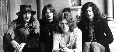 Led Zeppelin: pubblicata la registrazione inedita del folle concerto di Glasgow