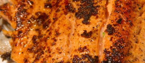 Blackened salmon [Source: Razvan Orendovici - Flickr]