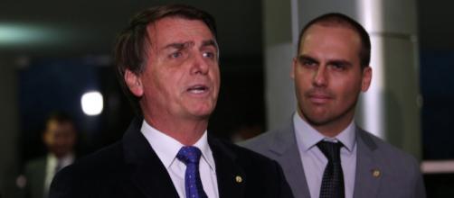 Bolsonaro não confia mais em Bebianno após reunião dele com integrante da Globo - (Agência Brasil/Fábio Rodrigues Pozzebom)