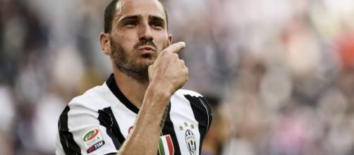 Juventus, Bonucci pensa alla sfida contro l'Atletico Madrid