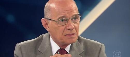 Politraumatismo foi a causa da morte do jornalista (Crédito: Reprodução TV Globo).