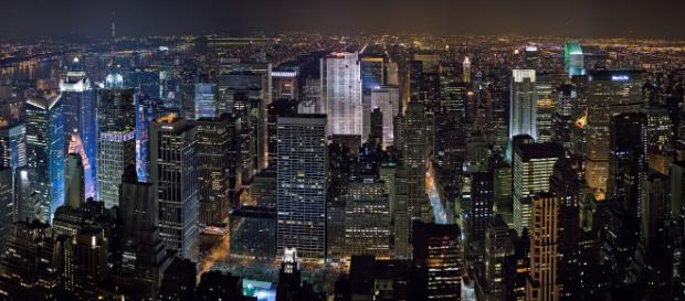 An image of New York which is where 6ix9ine and Smooky Margielaa is from. [image source: Diliff- Wikipedia]