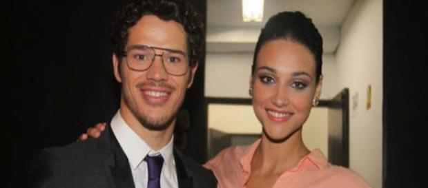 José Loreto e Débora Nascimento anunciam o fim do casamento (Foto: Instagram)