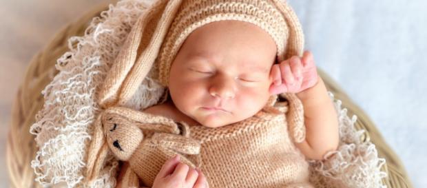 neonato ridotto in fin di vita dai genitori