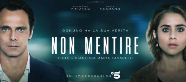 """Non mentire"""", le bugie e le verità di Alessandro Preziosi e Greta ... - mediaset.it"""