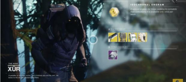 These are the stuff that he has right now. He's in the EDZ. [Image source: xHOUNDISHx/YouTube]