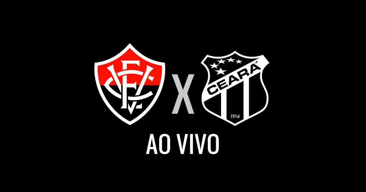 19532bc2af70b Vitória x Ceará  YouTube faz a transmissão do jogo ao vivo neste sábado (16)