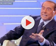 Berlusconi parla dei Cinque Stelle.