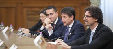 Caso Diciotti: Conte, Di Maio e Toninelli indagati a Catania