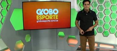 Kaio Cézar, apresentador do Globo Esporte Ceará, pede demissão ao vivo: 'não abro mão do respeito'
