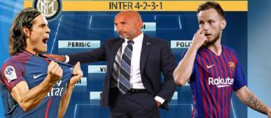 Inter, ci sarebbe il sì di Rakitic per una squadra stellare