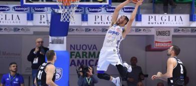 Basket, oggi la finale di Coppa Italia tra Vanoli Cremona e Happy Casa Brindisi