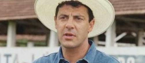 20 anos após o assalto que lhe deixou sequelas, Gerson Brenner sonha em voltar à TV. Fonte: Arquivo Rede Globo