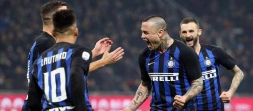 L'Inter batte la Sampdoria grazie a Nainggolan