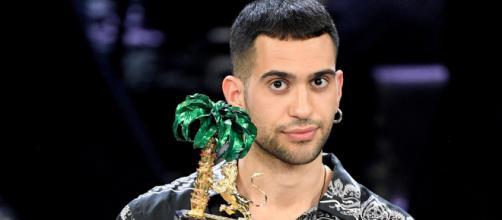 Mahmood, vincitore dell'ultima edizione del Festival di Sanremo.