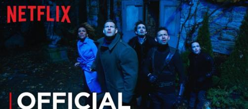 "Netflix has debuted the anticipated ""The Umbrella Academy."" [Image Credit] Netflix - YouTube"