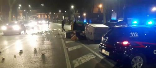 Nigeriani scatenano la guerriglia a Ferrara, Salvini furioso