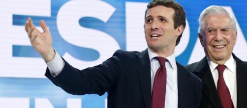 Pablo Casado se quiere alejar de Ciudadanos