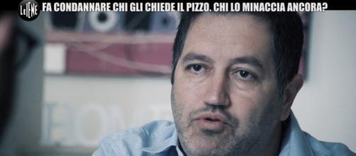 Saviano (NA): Michele, l'imprenditore che ha denunciato la camorra.