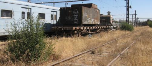 Trenes de Oscar Eugenio Menares Suarez https://www.flickr.com/photos/oems/