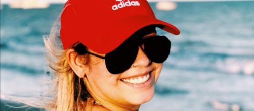 Vinte quilos mais magra, Marília é só sorrisos em suas redes sociais. (Foto: Reprodução Instagram)