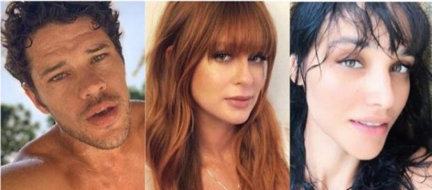 Marina Ruy Barbosa é apontada como pivô da separação de Debora Nascimento e Jose Loreto (Reprodução/ Instagram)