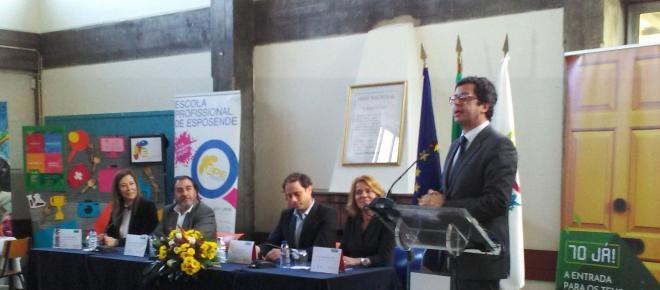 Secretário de Estado da Juventude e do Desporto em Esposende para lançamento de iniciativa