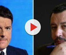 Matteo Renzi accusa Matteo Salvini di razzismo