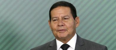 Vice-presidente Mourão se pronuncia sobre demissão de Gustavo Bebianno: 'de hoje não passa'