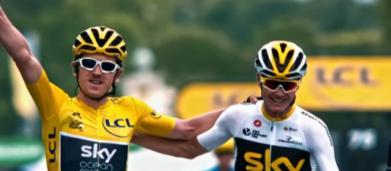 Giro d'Italia: Pinarello annuncia la presenza di Geraint Thomas, ma il gallese non ci sta