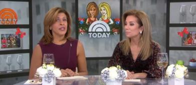 Kathie Lee Gifford strolls through 55 years in moving few minutes on Today