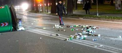 Ferrara, il sindaco dà la colpa della rivolta dei nigeriani al decreto sicurezza