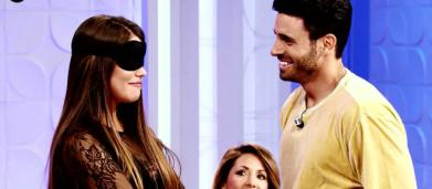 MYHYV: Violeta acaba en sujetador y besándose con Noel en su cita romántica