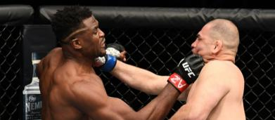 UFC Phoenix: Ngannou da TKO en 26 segundos a Caín Velásquez