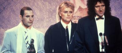 Il 18 febbraio 1990 avvenne l'ultima apparizione in pubblico di Freddie Mercury