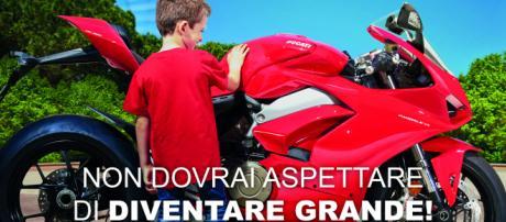 Ducati World - Oggi la posa della prima pietra a Mirabilandia - sportfair.it
