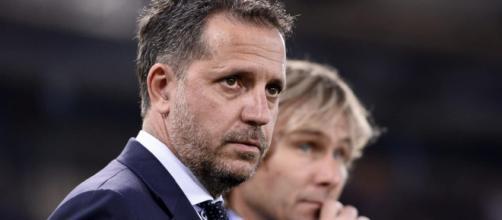 Fabio Paratici: 'Nessun contatto recente per Icardi'