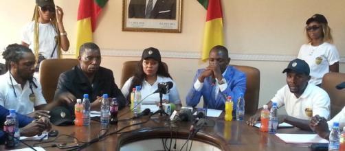 La Brigade Patriote du Cameroun (c) Darren Lambo Ebelle