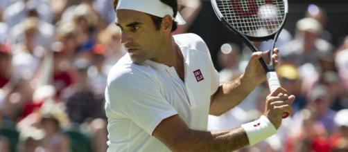O tenista suíço Roger Federer (Reprodução)