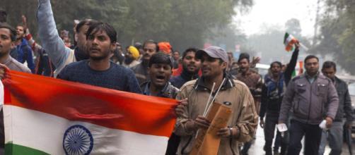 widespread anguish in India at Pulwana attack Photo- Image credit-( Screenshot-NDTV/youtube.com)