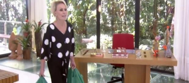 Ana Maria Braga (Reprodução/Rede Globo)