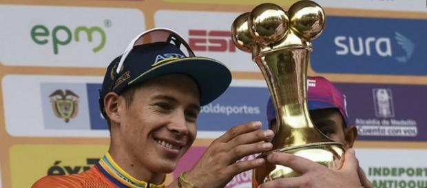 Cyclisme : le top 5 du Tour de Colombie