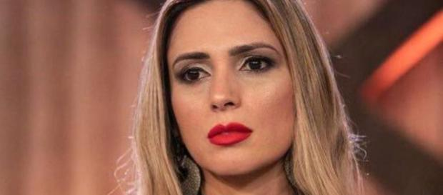 Nadja Pessoa foi umas das participantes mais comentadas em A Fazenda 10. (Foto Divulgação RecordTV / A Fazenda 10)