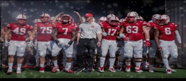 Nebraska football gets some love in FPI [Image via LK Highlights/YouTube]
